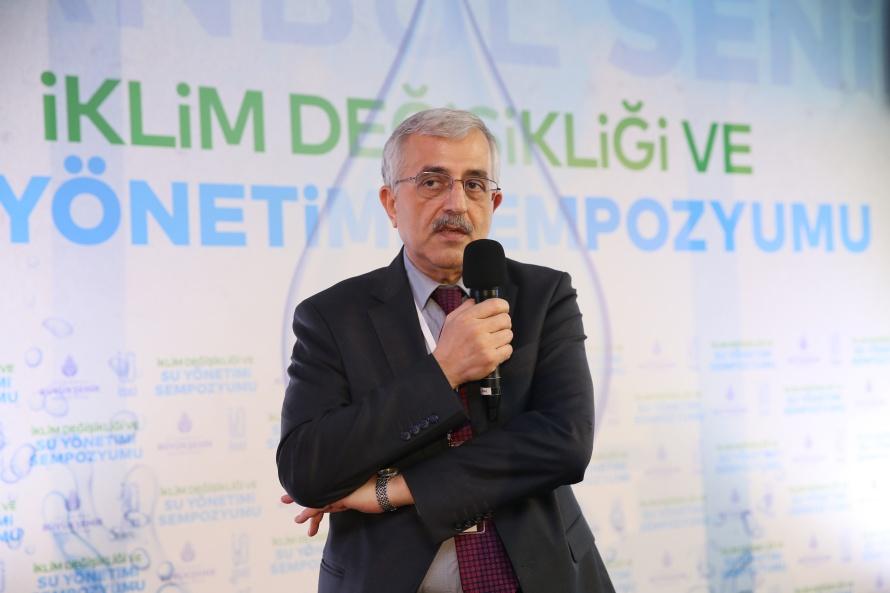 İSKİ Genel Müdürü Raif Mermutlu