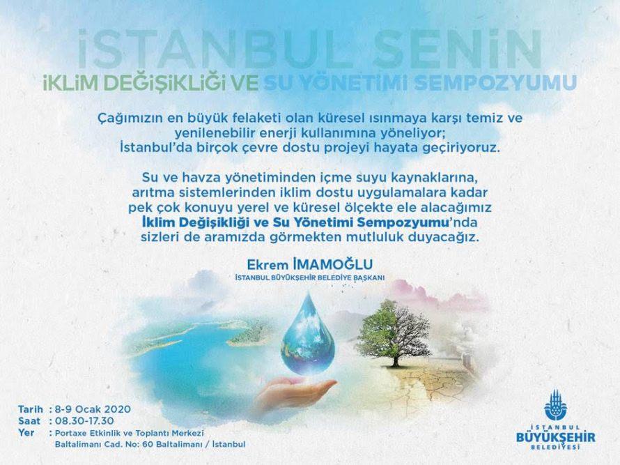 İSKİ Sempozyum